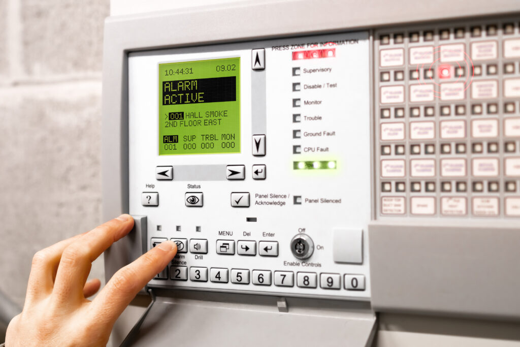 Fire Alarms Servicing and Maintenance