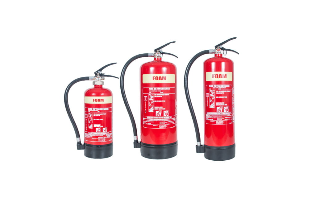 Buy Fire Extinguishers in Oxford
